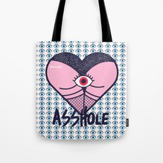 Asshole (Part II) Tote Bag