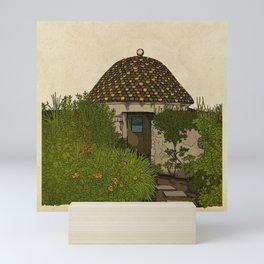 The Guard House Mini Art Print