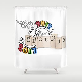 Fall Groupie 2017 Shower Curtain