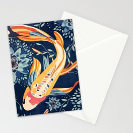 The Lotus Pond Stationery Cards