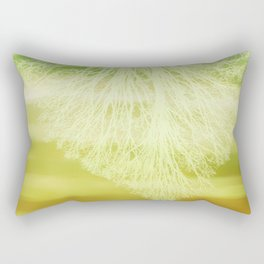 inhaling spring Rectangular Pillow