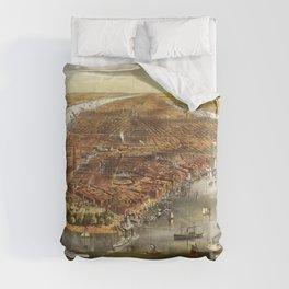The City of New York (1870) Comforters