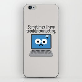 The Social Notwork iPhone Skin