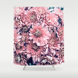 Flower | Photography | Pink Blossoms | Spring | Pattern Shower Curtain