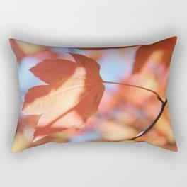 Solo Leaf Rectangular Pillow