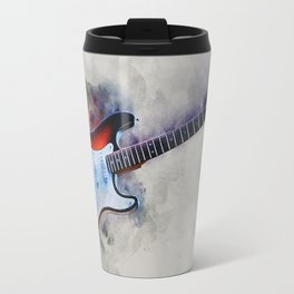 Electric Gitar Travel Mug