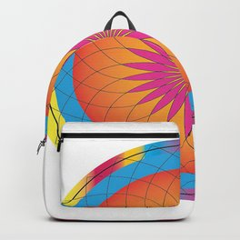 Mandala Art Backpack