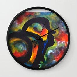 Fall of Man Wall Clock