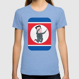 North Korea Dabbing T-shirt