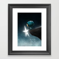 By starlight... Framed Art Print