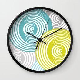 SPIRALOS Wall Clock