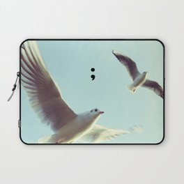 My Story Isn't Over Yet ; Laptop Sleeve