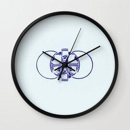 Medial Wall Clock