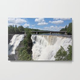 The Kakabeka Falls Metal Print