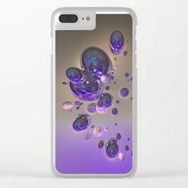 Quartz Energy Clear iPhone Case