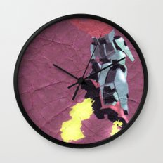 Robot Trousers Wall Clock