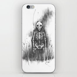 The Bryars Bogman iPhone Skin