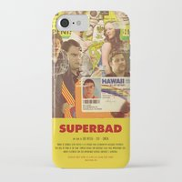greg guillemin iPhone & iPod Cases featuring Superbad - Greg Mottola by Smart Store