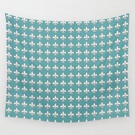 Aqua?1 Wall Tapestry