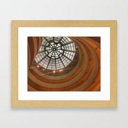 Guggenheim Museum | New York  Framed Art Print