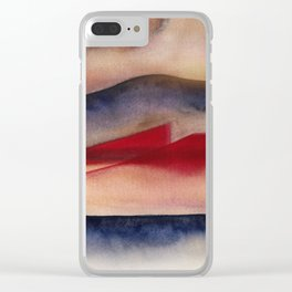 A 0 40 Clear iPhone Case