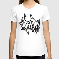 hip hop T-shirts featuring Hip Hop by Michael Jordan