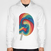 candy Hoodies featuring Candy  by ArtSchool