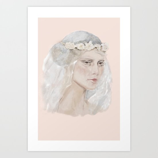 Winter Wonder Art Print
