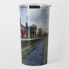 Olde Road Railway Station Travel Mug