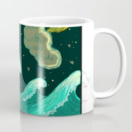 All Ships Rise With The Tide Coffee Mug