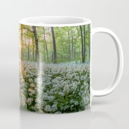 Bear's Garlic Forest Coffee Mug