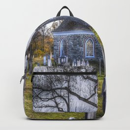 Old Dutch Church Of Sleepy Hollow Backpack