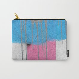 street marks pastel Carry-All Pouch