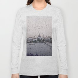 Rainy St. Paul's Long Sleeve T-shirt