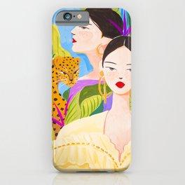 Garden Day iPhone Case