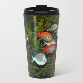 At the Aquarium Travel Mug