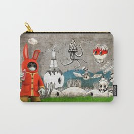 Super Bunny Carry-All Pouch