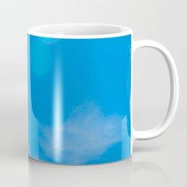 Peregrine Falcon Midflight Coffee Mug