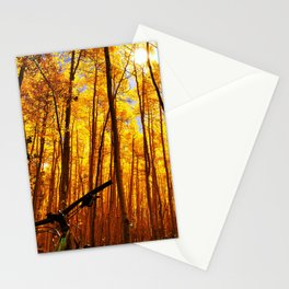 Leadville Aspens Stationery Cards