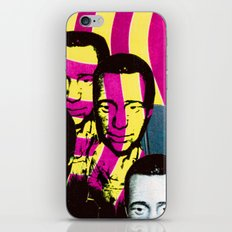 Bogeys iPhone & iPod Skin