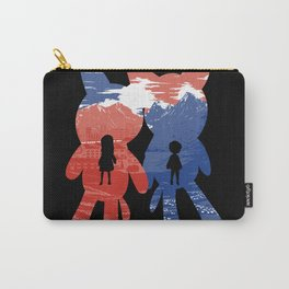 Ame and Yuki Carry-All Pouch