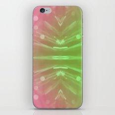 Laser Show iPhone & iPod Skin