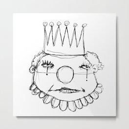 clowns in crowns #8 Metal Print