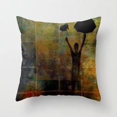 PARAPLUIE Throw Pillow