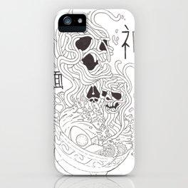 Kami Ramen iPhone Case