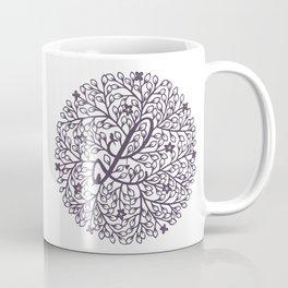 L - monogrammed initial L print Coffee Mug