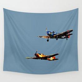 The Joy of Flight Wall Tapestry