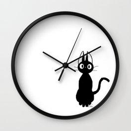 Jiji / Kiki's Delivery Wall Clock