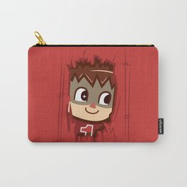 Heeeeere's..... the Villager! Carry-All Pouch