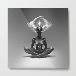 Gaia Metal Print